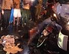 Xe máy chở 3 trẻ nhỏ va chạm với ô tô, một phụ nữ tử vong
