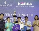Vinpearl Golf - Korea Golf Festival 2019: So kè từng điểm gậy, golfer Kim Sung Guk giành chiến thắng kịch tính