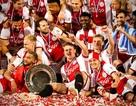 Vô địch giải Hà Lan, Ajax giành cú đúp danh hiệu ở giải quốc nội