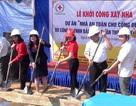 Khởi công, xây dựng 5 căn nhà an toàn cho cộng đồng vùng rốn lũ
