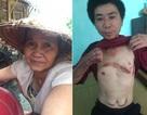Nghẹn lòng cảnh cụ bà tuổi 80 đội nắng bắt cua nuôi con trai 2 lần thoát khỏi tử thần