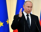 Tổng thống Putin: Nga không phải lính cứu hỏa để giải cứu cả thế giới