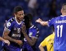 Cầu thủ B.Bình Dương lại lập siêu phẩm tại AFC Cup