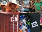 """Philippines, Canada """"to tiếng"""" vì chuyện rác thải"""