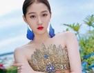 """Quan Hiểu Đồng đẹp """"mơ mộng"""" tại Cannes 2019"""