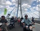 Thông xe cầu Vàm Cống, góp phần tháo gỡ điểm nghẽn giao thông miền Tây