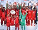 Robben và Ribery lập công, Bayern Munich vô địch Bundesliga lần thứ 29