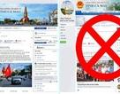 Phát hiện trang giả mạo Cổng thông tin điện tử tỉnh Cà Mau