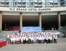 """Hơn 200 cần thủ hào hứng tranh tài tại """"Giải câu cá Quốc tế FLC 2019"""""""