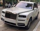 Siêu xe Rolls-Royce Cullinan bất ngờ xuất hiện tại Việt Nam