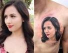 Chàng trai chịu đau 9 tiếng xăm hình chân dung vợ lên ngực