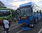 Tai nạn liên hoàn trên quốc lộ 1, xe khách lao vào nhà dân