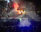 """Thủ đô Jakarta biến thành """"chiến trường"""" vì bạo động sau bầu cử, 6 người chết"""
