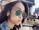 Á hậu Huỳnh Tâm Dĩnh khoe ảnh thảnh thơi ở Mỹ sau scandal ngoại tình