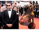 Không nghiện khoe thân, Trương Thị May kín đáo trên thảm đỏ Cannes cùng Leonardo Dicaprio