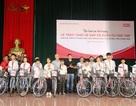 Trao tặng xe đạp, đồ dùng học tập cho học sinh có hoàn cảnh khó khăn