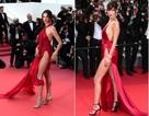 Khi người đẹp chuộng váy đỏ tại Cannes