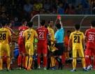 Viettel thắng dễ Hải Phòng trong trận đấu có 2 thẻ đỏ