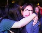 Giọt nước mắt trong mưa của teen Ams trong đêm hội chia tay