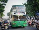 Bác thông tin ngưng hoạt động xe buýt 2 tầng đầu tiên ở Sài Gòn