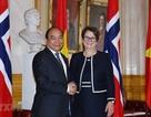Thủ tướng Nguyễn Xuân Phúc hội kiến Chủ tịch Quốc hội Na Uy