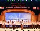 Hà Tĩnh: Tuyên dương, trao học bổng cho học sinh giỏi các cấp