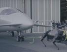 Robot đặc biệt có thể kéo một chiếc máy bay 3 tấn di chuyển 10 mét