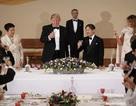 Tổng thống Trump dự quốc yến cùng Nhật hoàng Naruhito