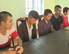 Bắt nhóm đối tượng gây nên 16 vụ đột nhập nhà dân, trộm cắp tài sản