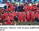 Báo Thái Lan lo lắng sau khi đội tuyển Việt Nam công bố danh sách