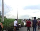 Hai người bị điện giật tử vong trên đường đi gặt lúa