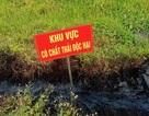 Vụ bỏng nặng khi lội mương: Hơn 6 tỷ đồng khắc phục sự cố chất thải