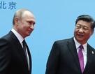 Hứng đòn giáng cứng rắn của Mỹ, Trung Quốc xoay trục sang Nga