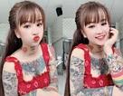 Cô gái An Giang 19 tuổi kể chuyện xăm kín ngực, 14 hình ở chân