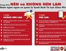 Phòng ngừa dịch tả lợn châu phi: Cần đảm bảo 2 lớp phòng vệ thức an an toàn, chăn nuôi an toàn