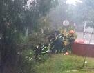 Hai cha con trú mưa trong ống cống, bị nước cuốn trôi