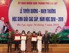 Đà Lạt khen thưởng 4 học sinh đạt giải tại cuộc thi Olympic Vật lý Pháp