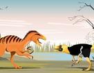 Phát hiện hóa thạch 2 loài khủng long săn mồi mới
