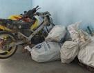 """Phá đường dây buôn bán thiết bị xe máy trái phép """"khủng"""" từ Lào về Việt Nam"""