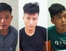 Bắt nhóm cướp thực hiện 3 vụ cướp trong vòng 1 giờ