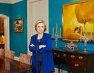 """Bên trong """"chốn thiên đường"""" của gia đình Hillary Clinton ở thủ đô Washington"""