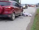Đình chỉ công tác Thiếu úy công an lái xe tông chết 2 phụ nữ