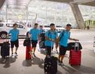 Đội tuyển Việt Nam có mặt tại Bangkok, sẵn sàng cho King's Cup