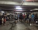 Hà Nội: Cả chung cư Hapulico náo loạn vì cháy cục wifi dưới tầng hầm