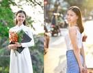 Nữ sinh THPT Trần Phú cao 1m70, dáng chuẩn người mẫu