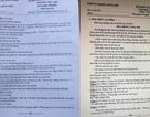 Quảng Bình tổ chức thi lại môn Văn sau sự cố trùng đề và giám thị ký nhầm trên giấy thi
