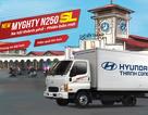 Hyundai New Mighty N250SL chính thức ra mắt thị trường Việt Nam