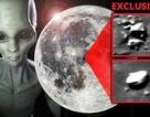 Phát hiện máy bay chiến đấu của người ngoài hành tinh trên Mặt Trăng?