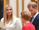 Ivanka Trump được khen mặc đẹp khi tới Anh