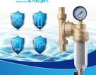 Lọc sạch nguồn nước để bảo vệ thiết bị gia đình